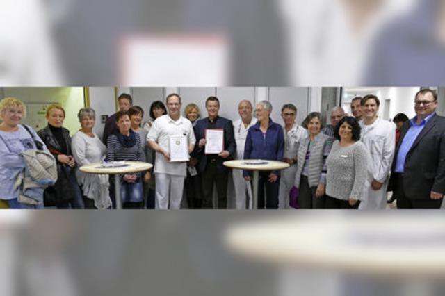 Becker-Klinik spezialisiert sich auf Hüft- und Kniegelenk-OPs