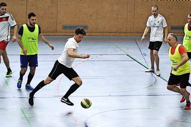 Fußball soll die Integration fördern