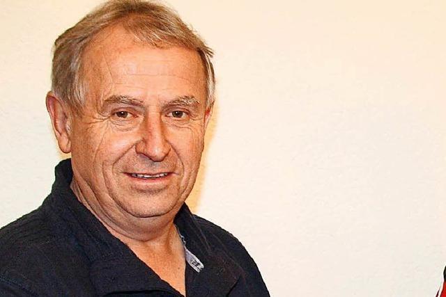 Klaus Watzinger ist neuer Vorsitzender beim Fußballverein Eintracht Wihl