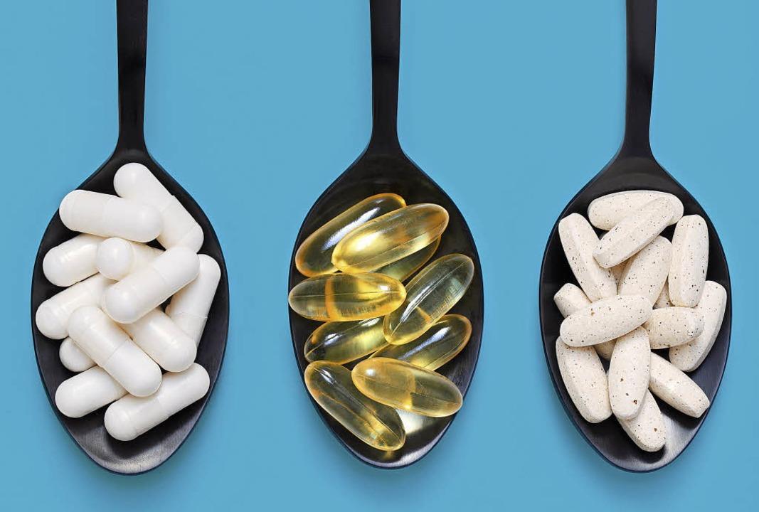 Manche Stärkungsmittel versprechen viel, halten aber wenig.   | Foto: adobe.com