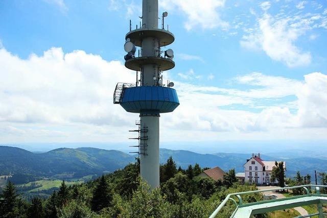 Im Berghotel Hochblauen kann der Hotelbetrieb beginnen