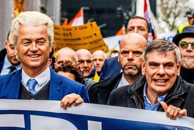 Europa, schau auf Rotterdam!