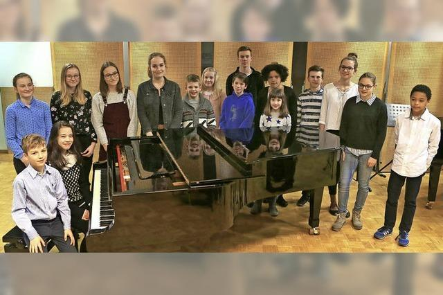 Sechs von der Musikschule Offenburg qualifizieren sich fürs Finale in Lübeck