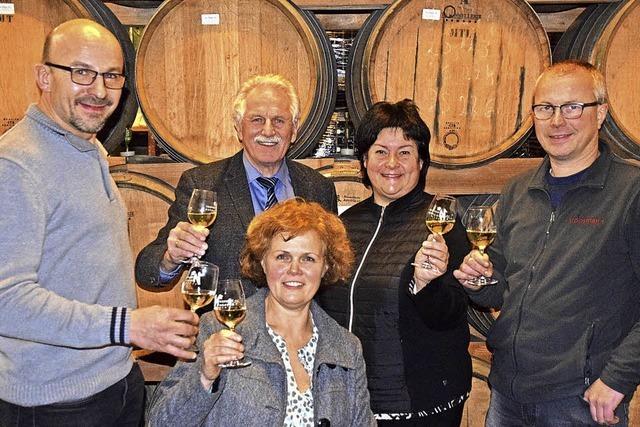 Wein-Testival in Waldkirch-Buchholz