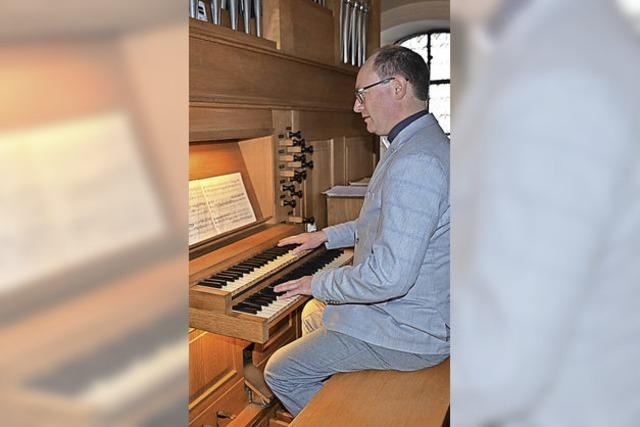 Klangfülle im Kirchenraum
