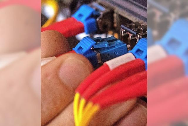Breitband-Zweckverband nennt Ziele für Schönauer Innenstadt