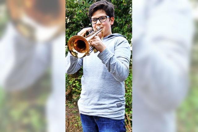 So trompeten wie der Großonkel kicken konnte