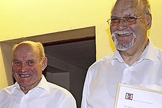 Zusammen 90 Jahre Gesang