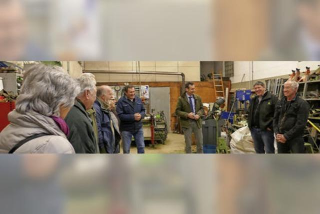 FDP lädt in zwei landwirtschaftliche Betriebe ein