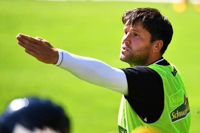 Co-Trainer Florian Bruns: