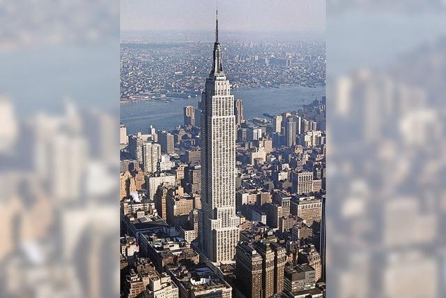 Fünf aufregende Tage in New York
