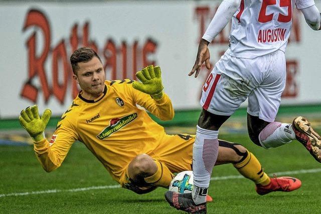 SC-Torwart Rafał Gikiewicz: