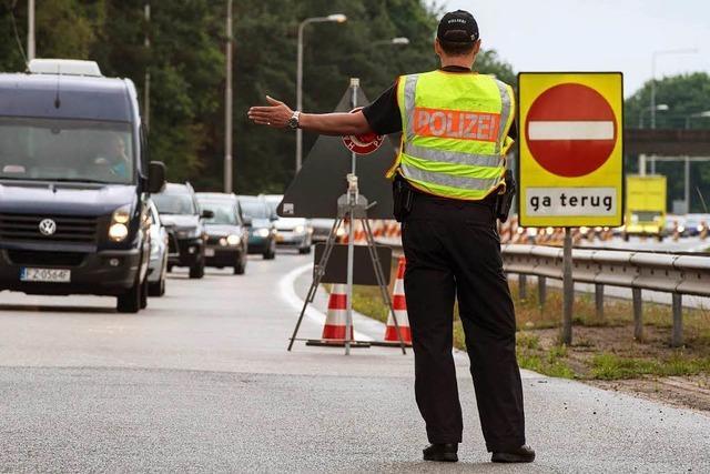 Polizeigewerkschafter Radek: