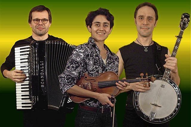 Clover Band in Höchenschwand
