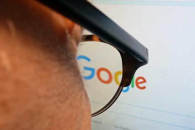 Besteuerung der Internetriesen wie Google – ein netter Versuch