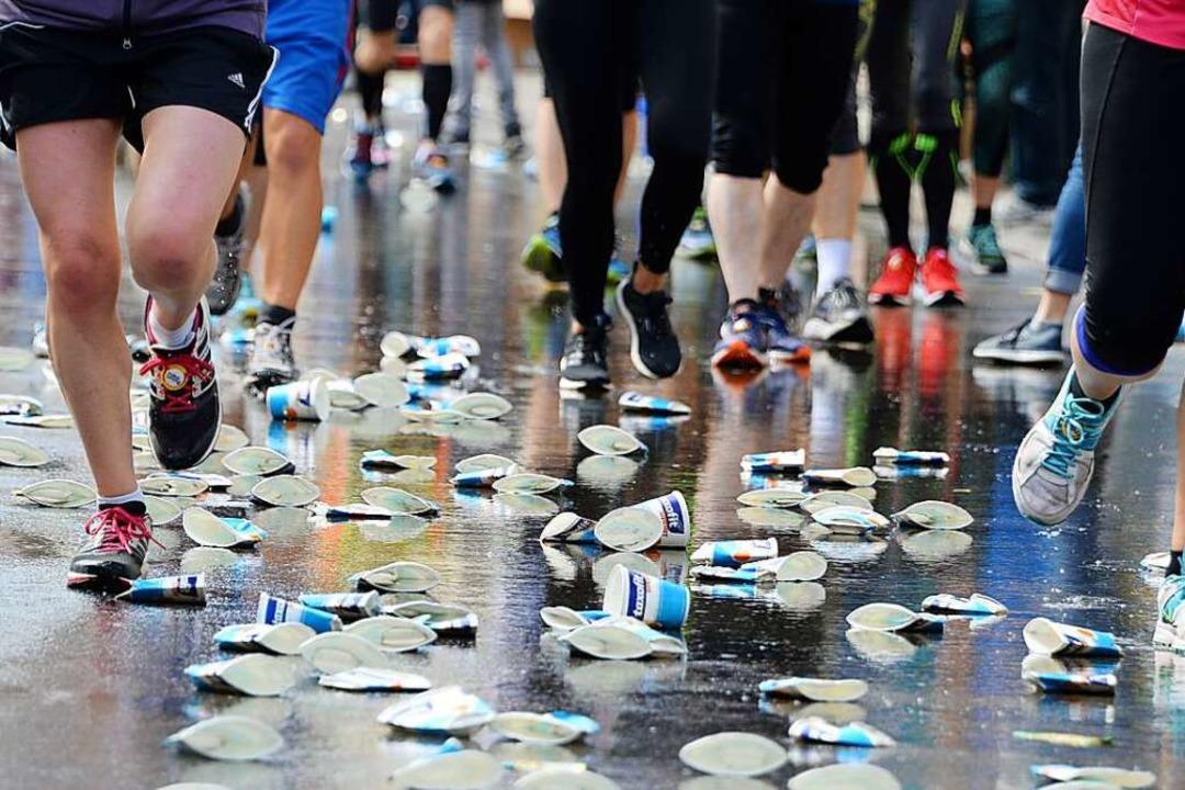 Der Freiburg Marathon soll ein Stadtla...er Zehn-Kilometer-Distanz bekräftigen.  | Foto: Patrick Seeger