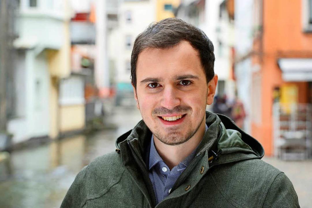 Manuel Gaber  | Foto: Ingo Schneider