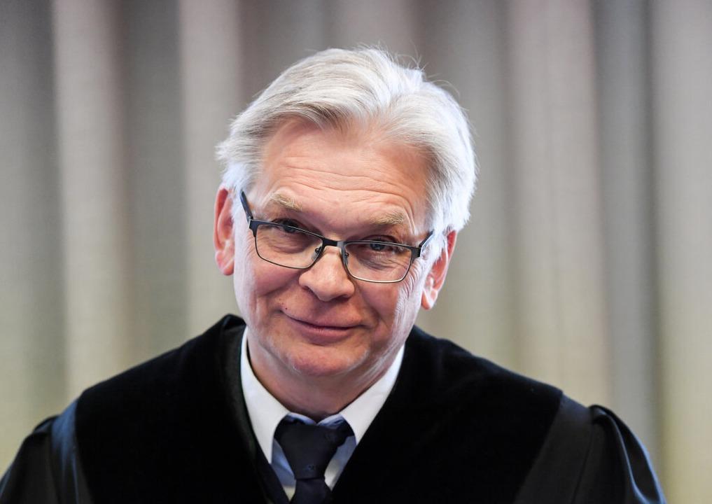 Oberstaatsanwalt Eckart Berger (Archivbild).  | Foto: dpa
