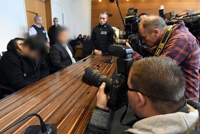 Freiburger Mordprozess: Gericht spricht Höchststrafe für Hussein K. aus