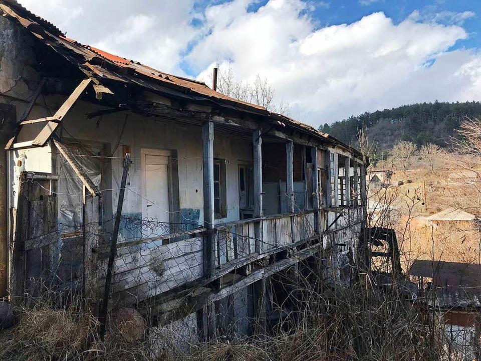 Viele Häuser und Dörfer in Armenien wurden  verlassen.   | Foto: WEINGÄRTNER