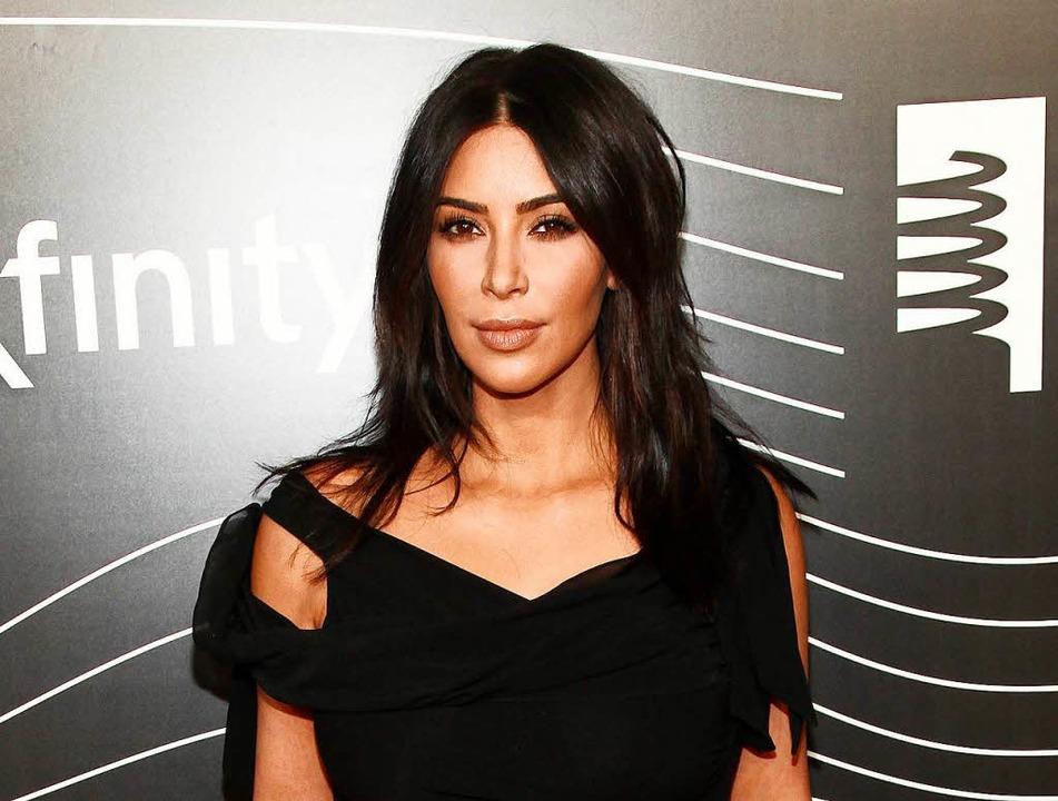 Die Vorfahren des Models Kim Kardashian stammen aus Armenien.   | Foto: DPA