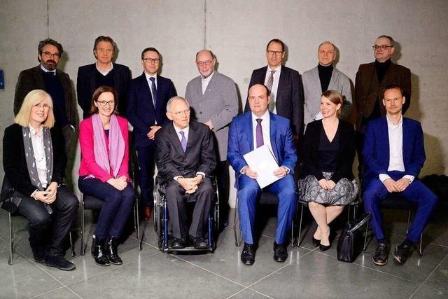 BZ-Serie unter den drei besten Einsendungen für Medienpreis des Bundestages