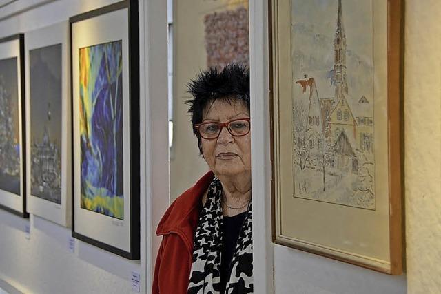 Künstlerische Vielfalt in historischem Ambiente