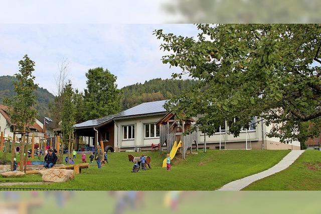 Erträge aus der Bürgerstiftung gehen an Kindergarten