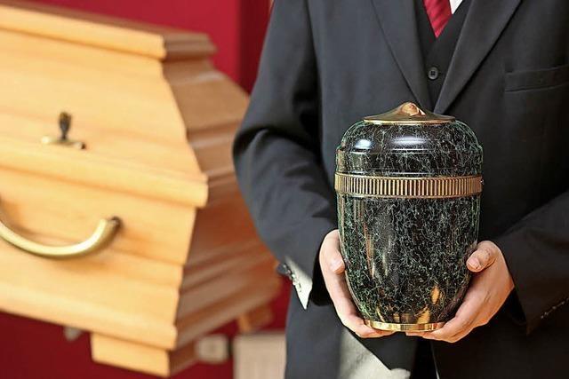Mehr Platz für Urnen auf dem Friedhof