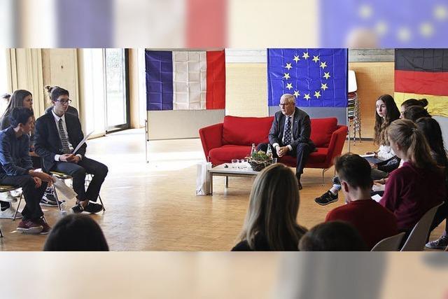 Wie Europa im Alltag gelingt, dafür gibt es keine einfachen Rezepte