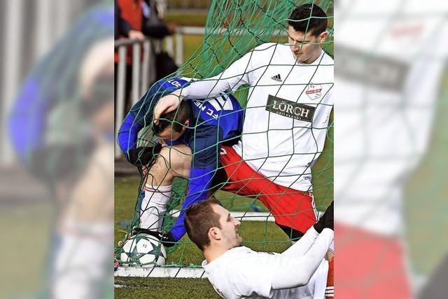Ein Fußballspiel als Etappenrennen