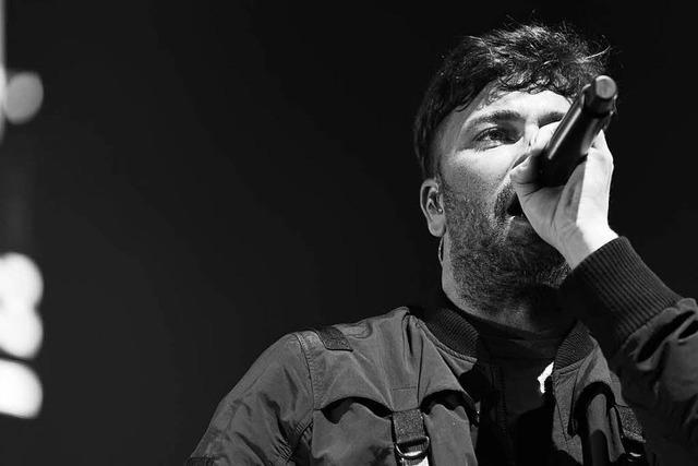 HipHop: Marteria in der Freiburger Sick-Arena