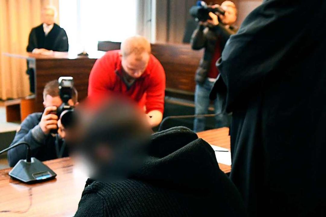 Höchststrafe für Hussein K.    Foto: dpa