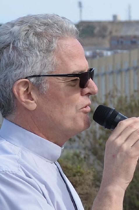 Pfarrer John Fanestil  | Foto: -