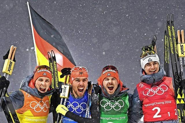 Die Champions im Schwarzwald