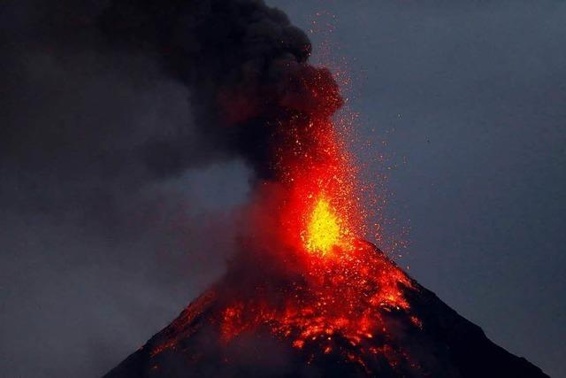 Wo kommt die Lava her?