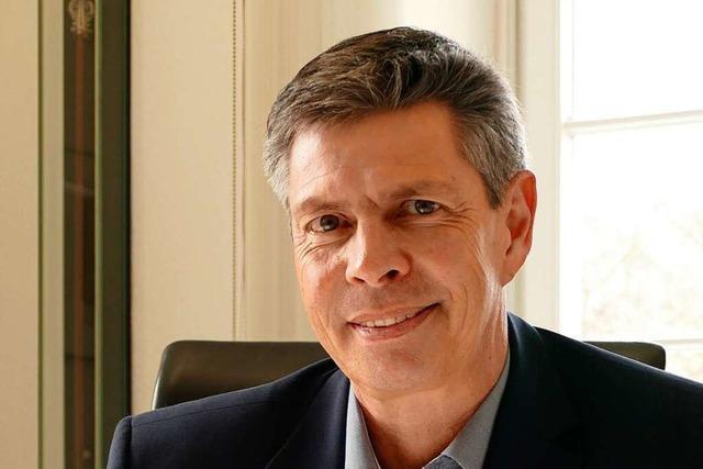 Bürgermeister Christof Nitz tritt nicht mehr an