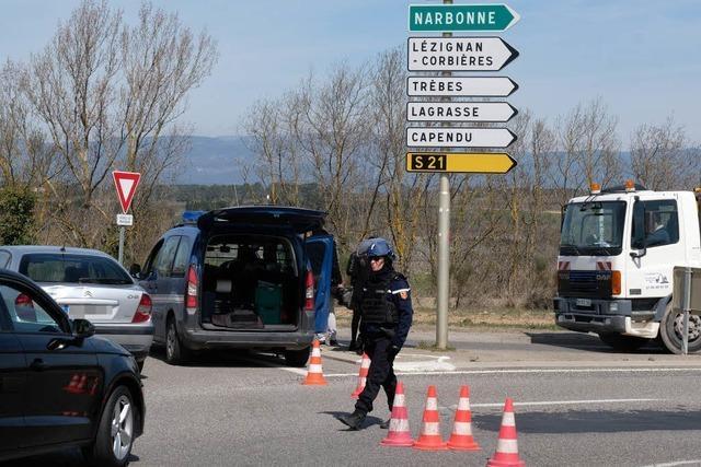 Polizei tötet Supermarkt-Geiselnehmer im südfranzösischen Trèbes