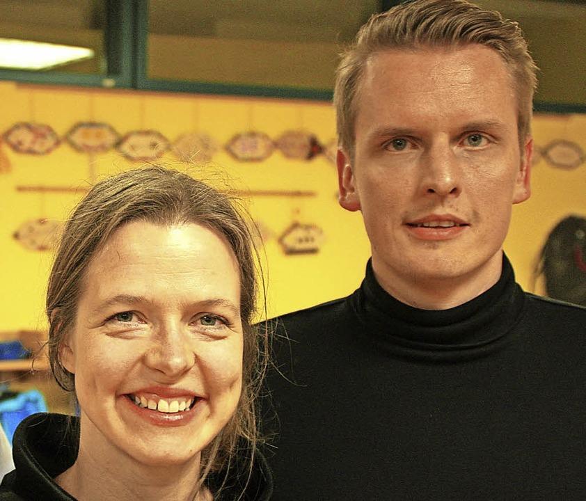 Neue Zweite Vorsitzende von Treffpunkt...ührer ist Simon David gewählt worden.     Foto: Leutenecker