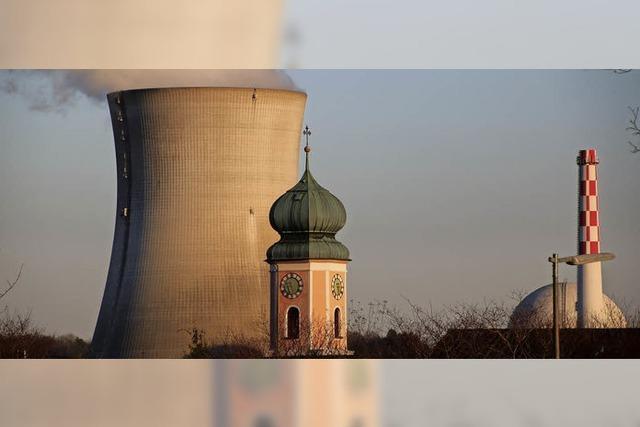 Im Fall der Atomkatastrophe