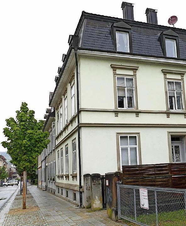 Ist das Haus Baumgartnerstraße 33 erhaltenswert?    Foto: Finn Wattchow