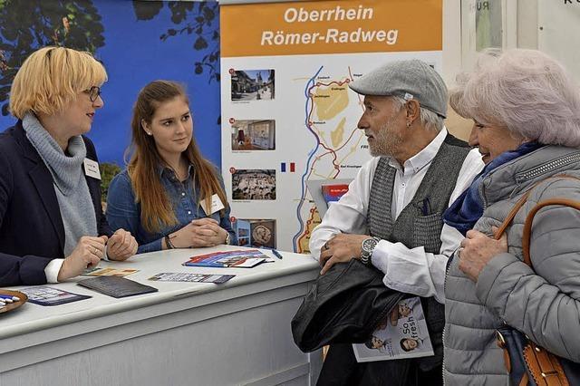 Gemeinde Grenzach-Wyhlen sucht bei der Regio-Messe nach Erzieherin