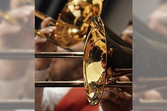 Musikverein gestaltet das Leben in Merdingen mit
