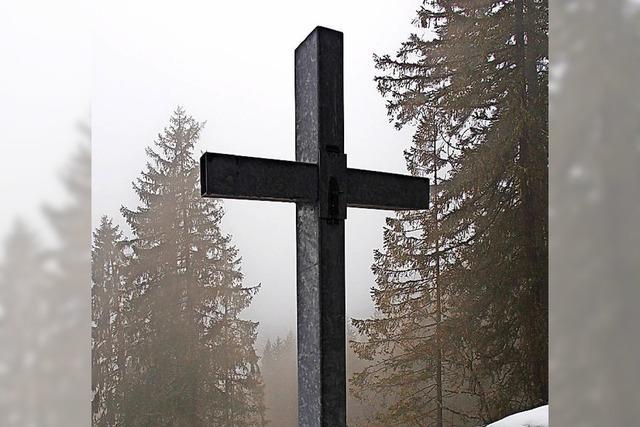 Welches Kreuz unter wie vielen?