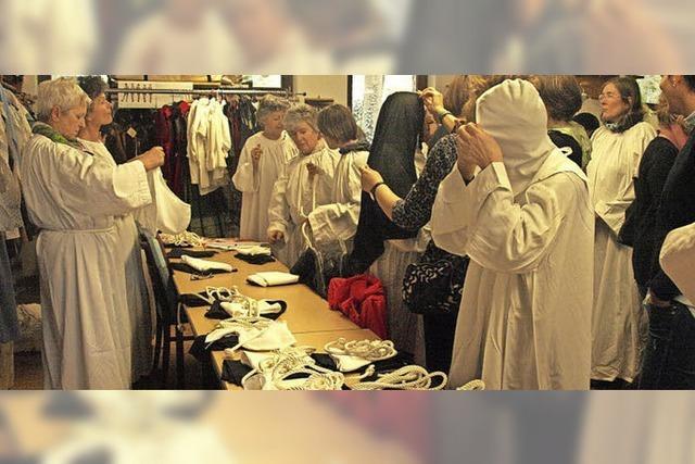 Die Schneiderinnen der Domfestspiele