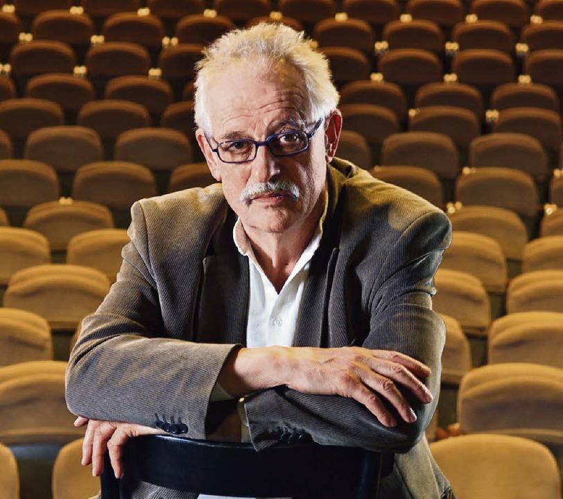 Hansjörg Schneider    Foto: bastian schweitzer