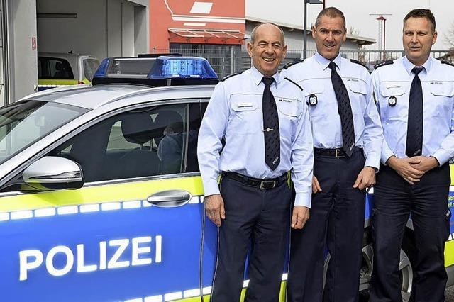 Neue Strategie der Polizei zeigt Erfolg