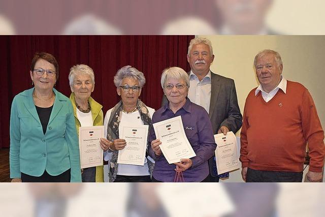 Angebot des Breisacher Schwarzwaldvereins ist gefragt