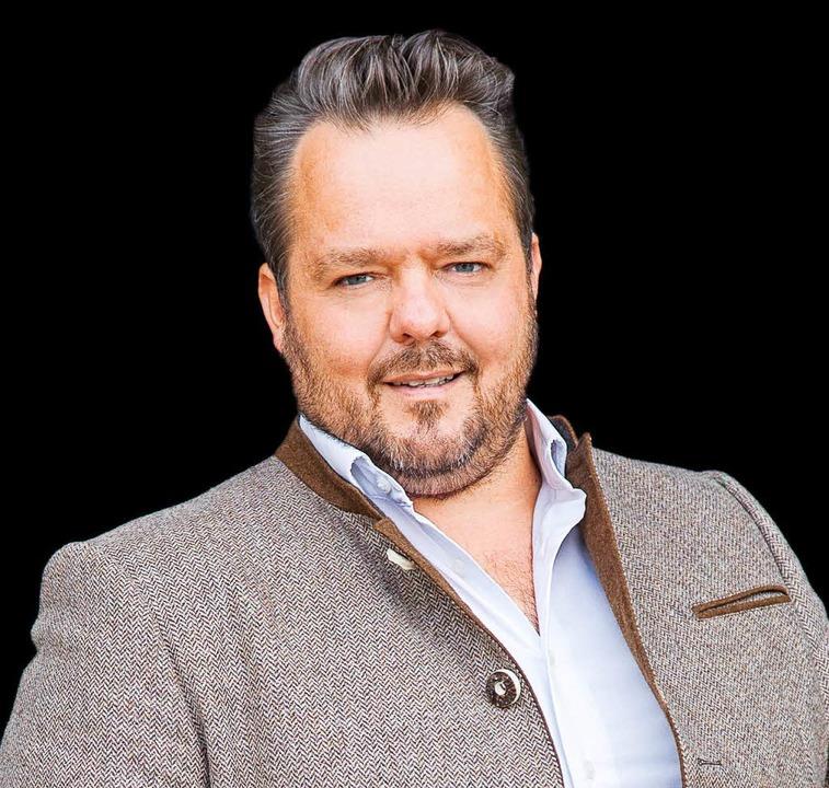 Stephan Danner, Chef der Durbacher Vinothek.  | Foto: Michael Wissing