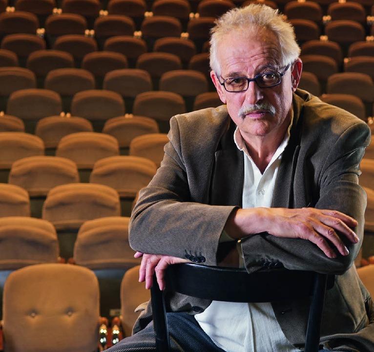 Vor Hunkeler war Hansjörg Schneider vo...geht er nicht mehr gerne ins Theater.     Foto:  Bastian Schweitzer